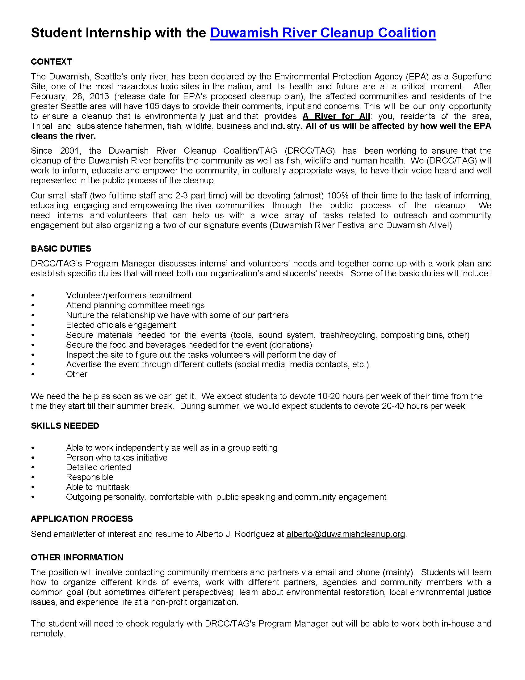 boston consulting group internship cover letter