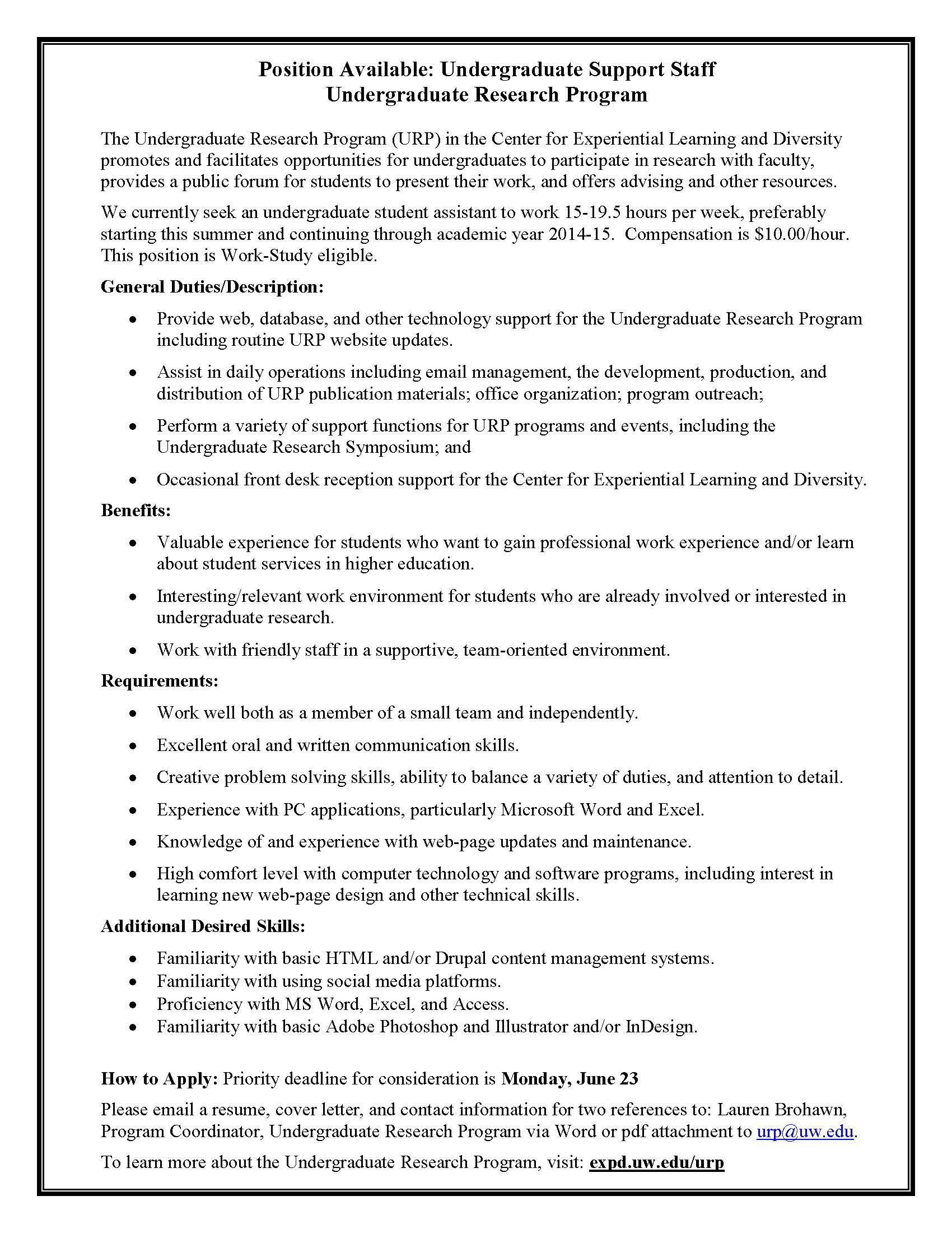Sample Resume For Google