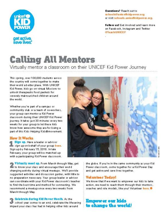 UNICEF Kid Power- Calling All Mentors_2018.jpg