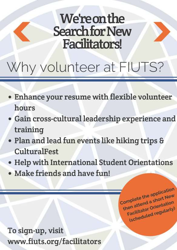 Facilitators Recruitment 1
